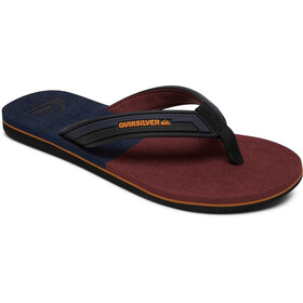 Quiksilver Molo Eclipsed Sandals Men black/grey/brown
